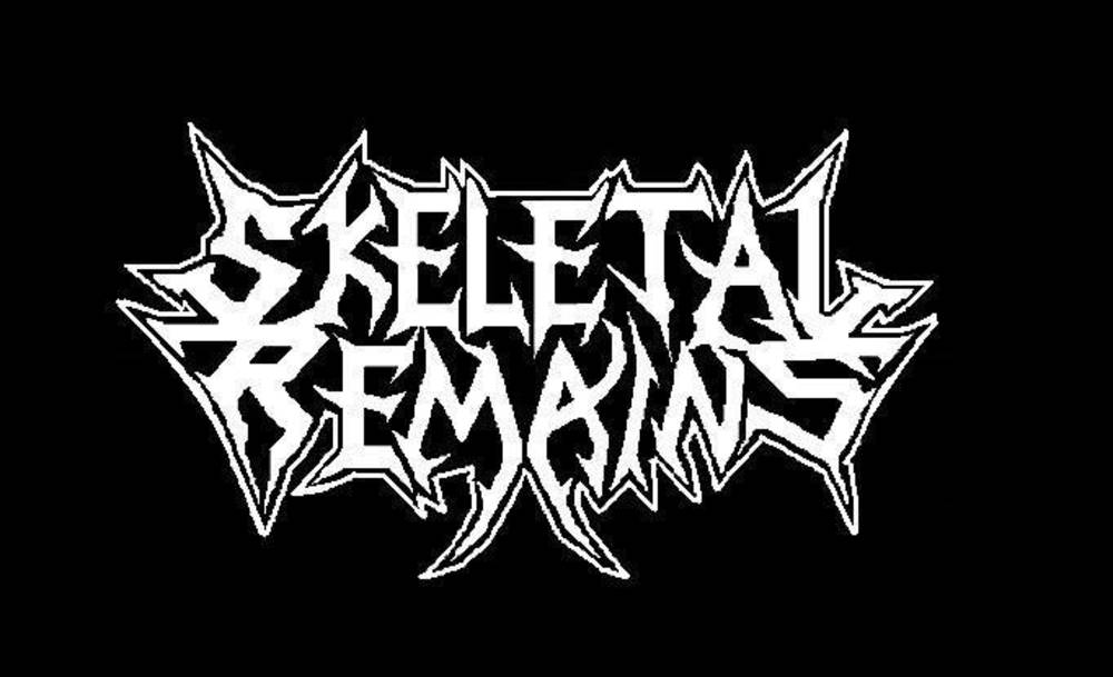 Skeletal Remains Partyn Metal Open Air